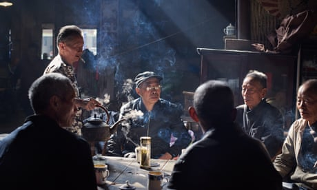 Tea and history: an evocative brew in Chengdu, China